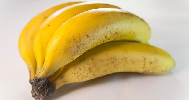 Plátano. también disponible en las recetas de los restaurantes