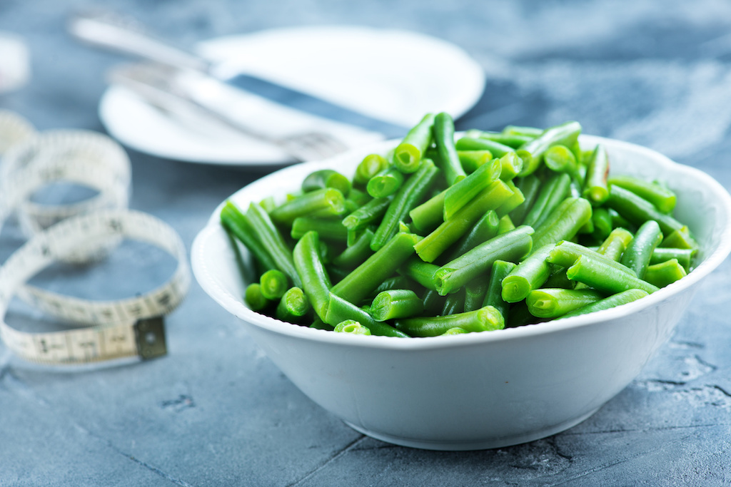 judias verdes adelgazan