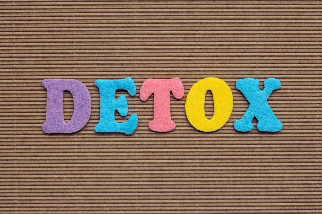 Dieta detox en el restaurante