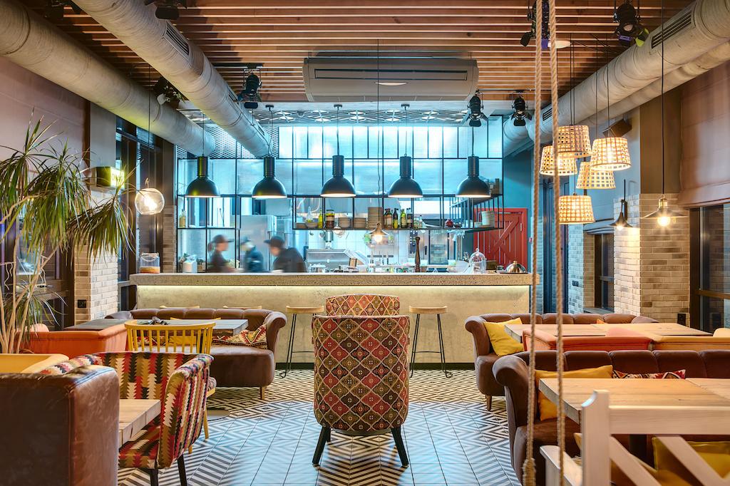 restaurantes madrid comida sana