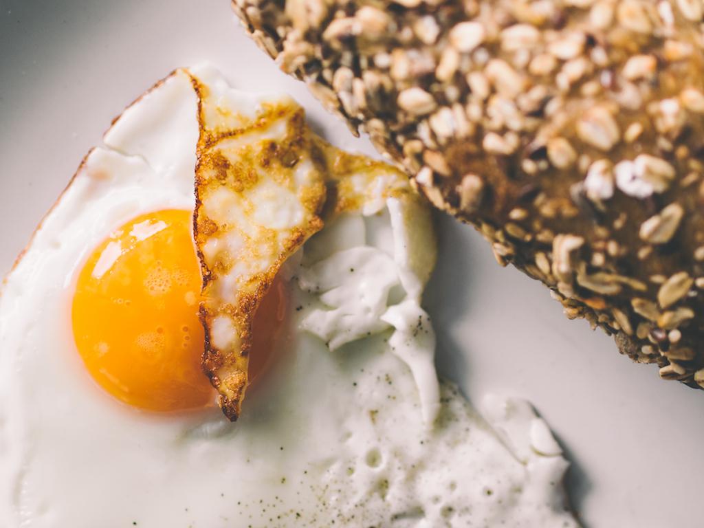huevos en el brunch