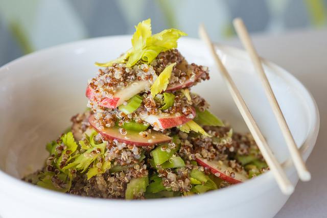 quinoa para intolerantes al gluten