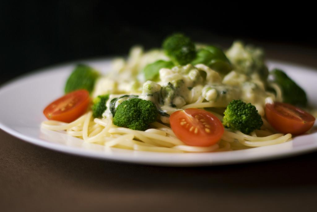 comer sano en restaurante