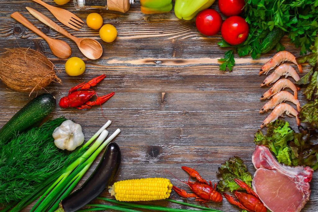 verduras para cenar