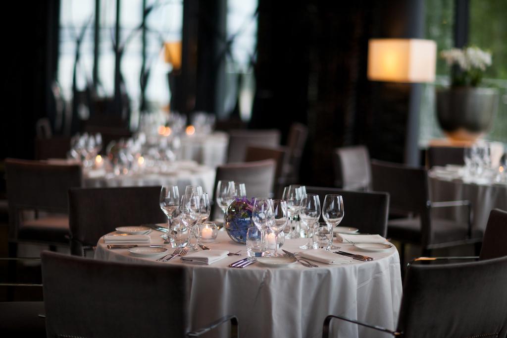 restaurantes para cenas de empresa