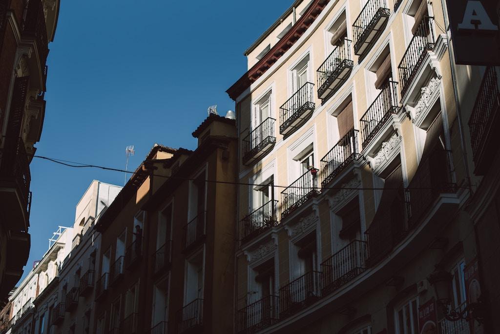 Zona Barrio de las Letras