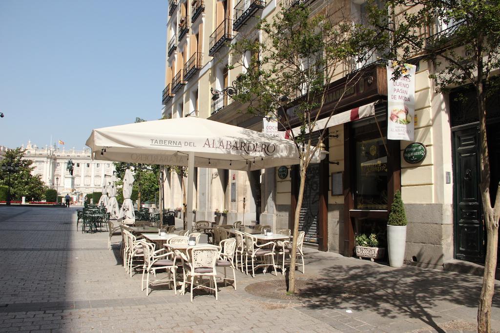 La Taberna del Alabardero, Madrid