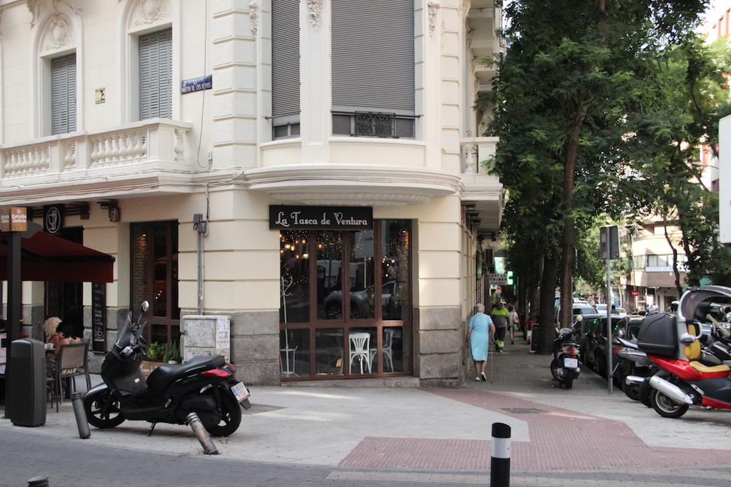 La tasca de Ventura, Madrid