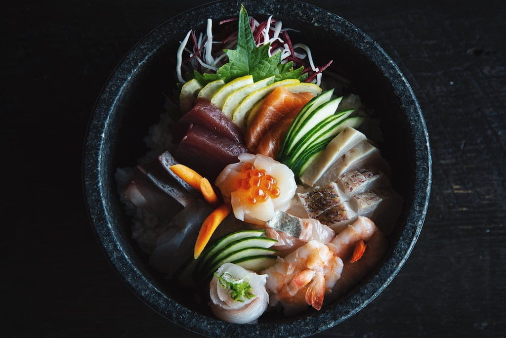 plato japones