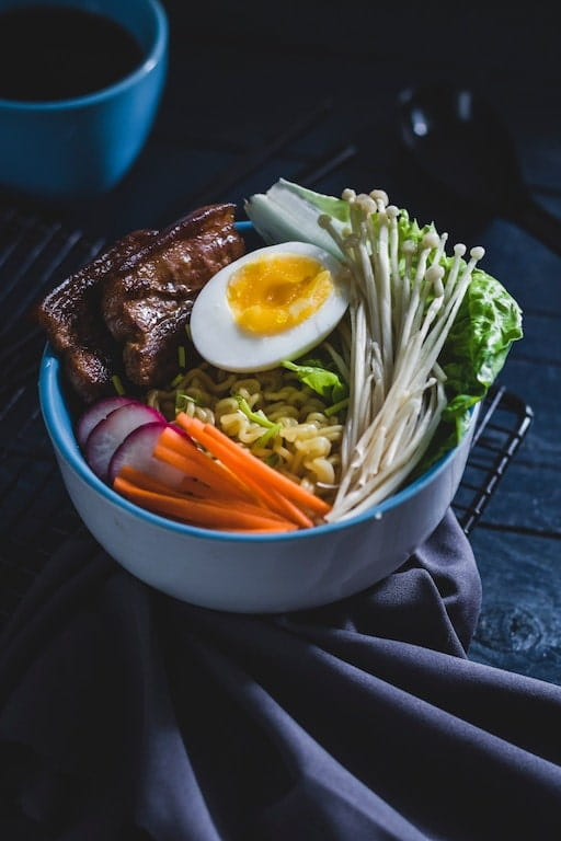 platos japoneses en madrid